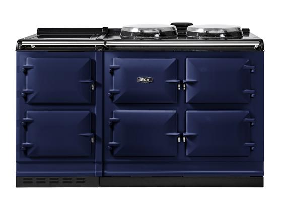 AGA R7 150-5, 5 oven AGA Cooker 7 Series in Dark Blue