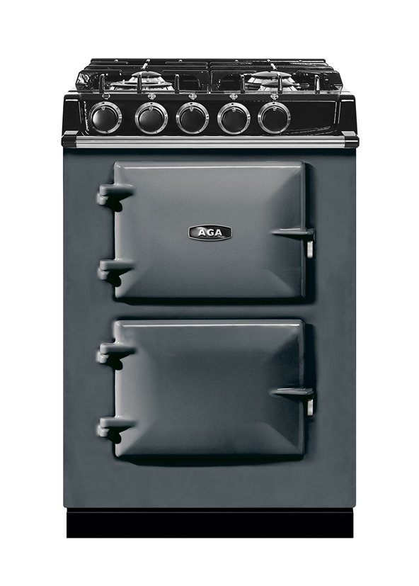 AGA 60 Cooker with Gas Hob in Slate