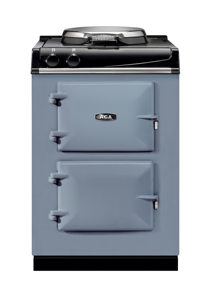 AGA 60 Cooker with Traditional Hotplate in Dove