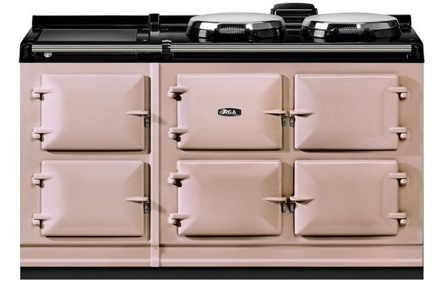 AGA Dual Control 5 oven model in Blush