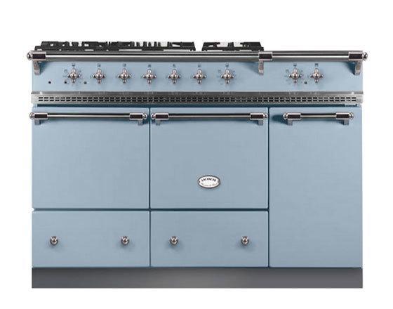 Lacanche Chablis 1405 Dual Fuel in Delft Blue