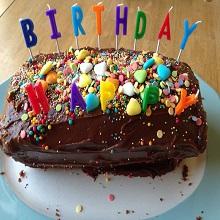 The Best Chocolate Birthday Cake