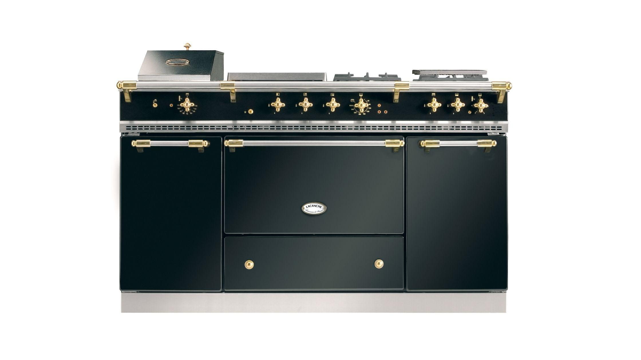 Citeaux in Black and Brass Trim