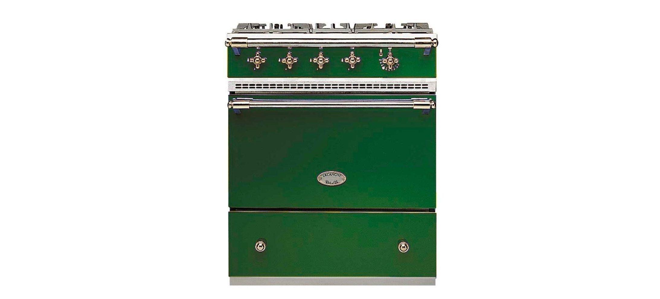 Cormatin in British Racing Green and Brass Trim