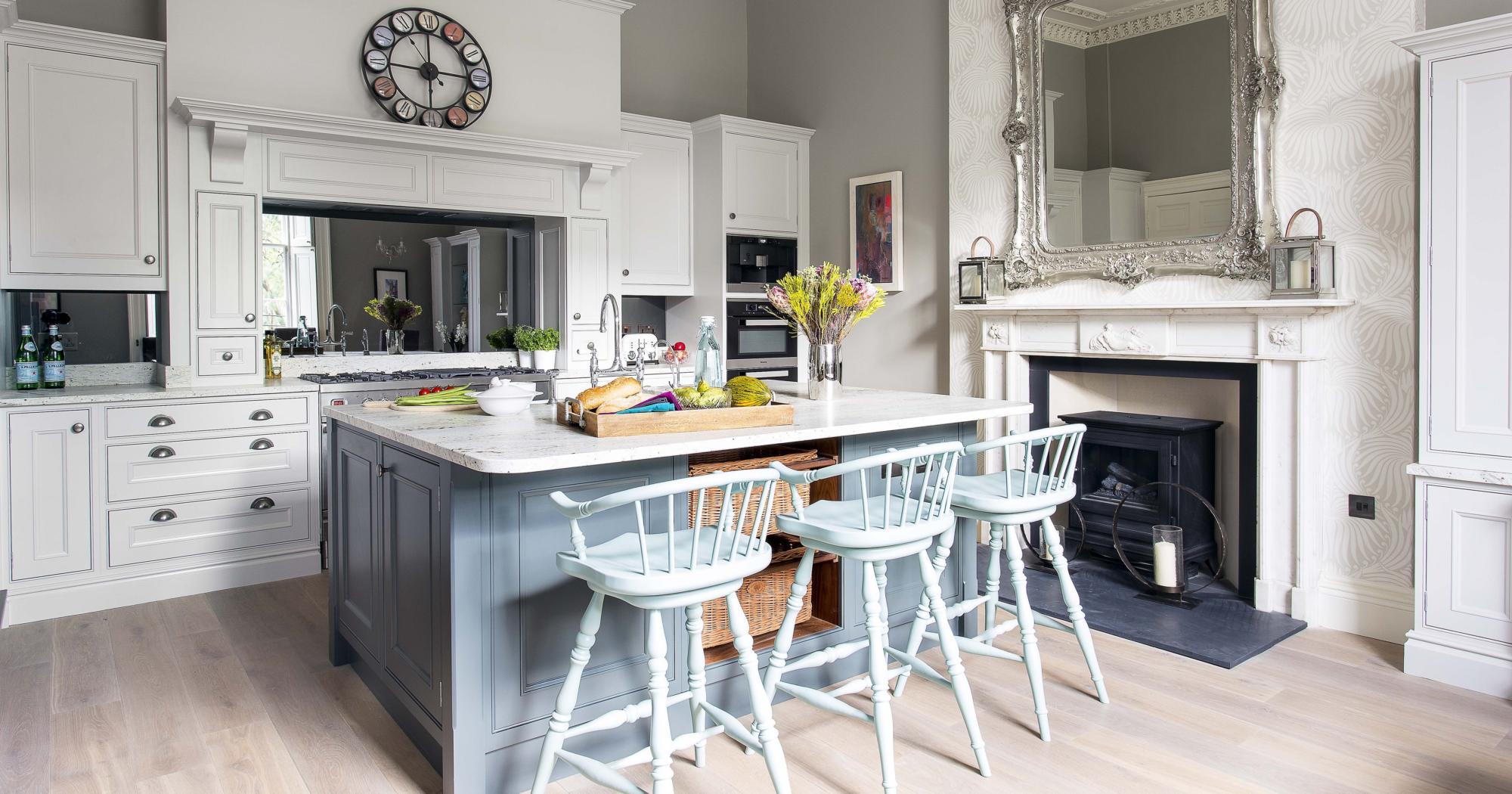 Bespoke kitchen design & installation