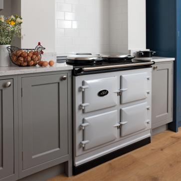 What AGA colour goes best with my kitchen?