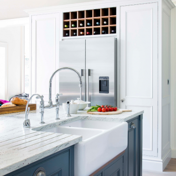 Space Saving Kitchen Design Ideas- Our top space saving tips