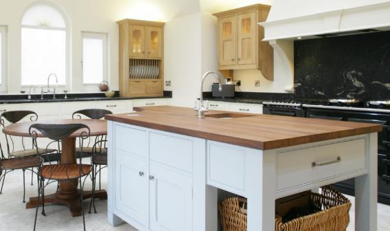 Bespoke Luxury Kitchens & Cookers - Edwards and Godding |