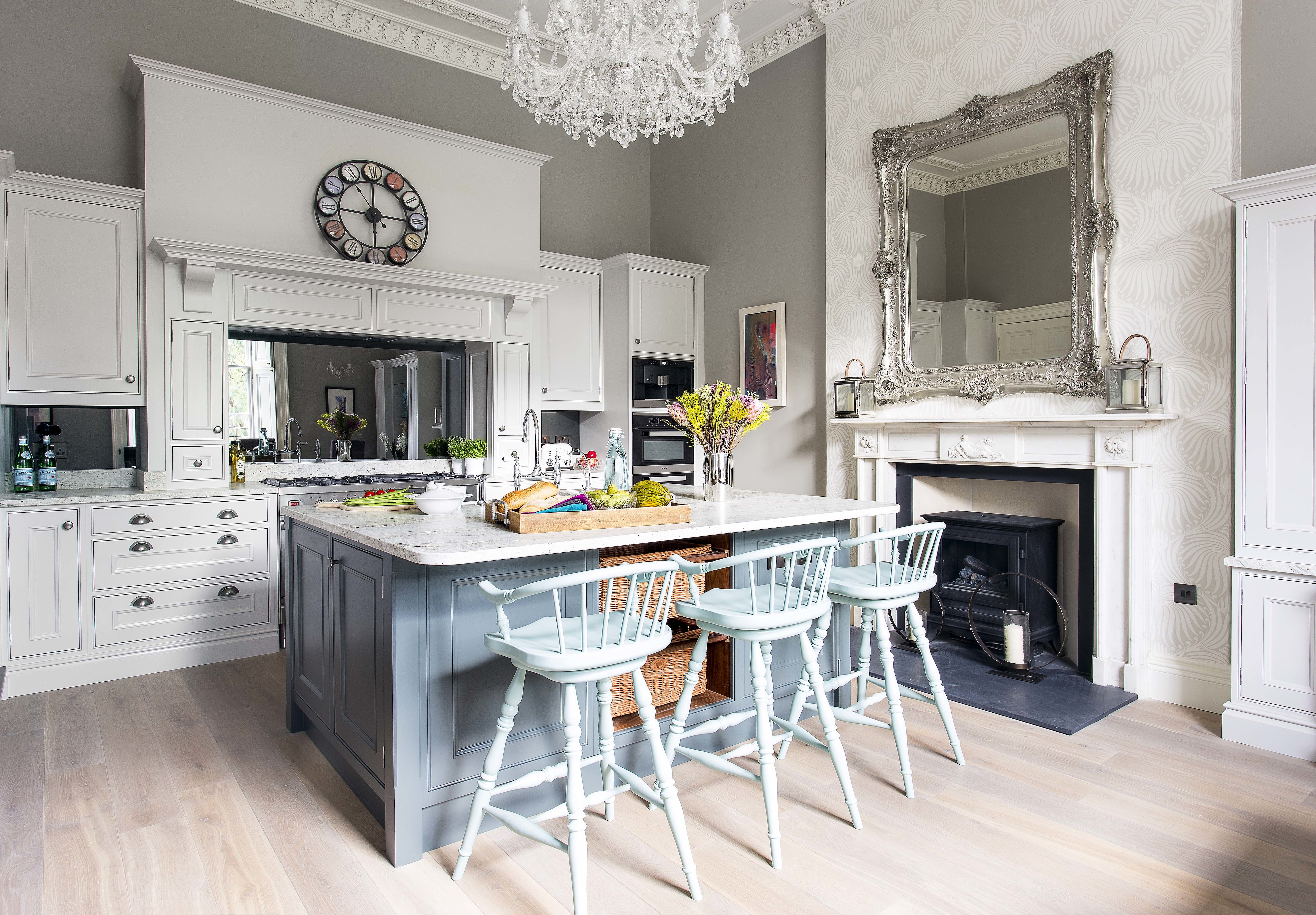 How to Create a Beautiful, Traditional, Kitchen Design