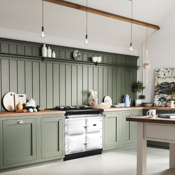How much are AGA cookers?