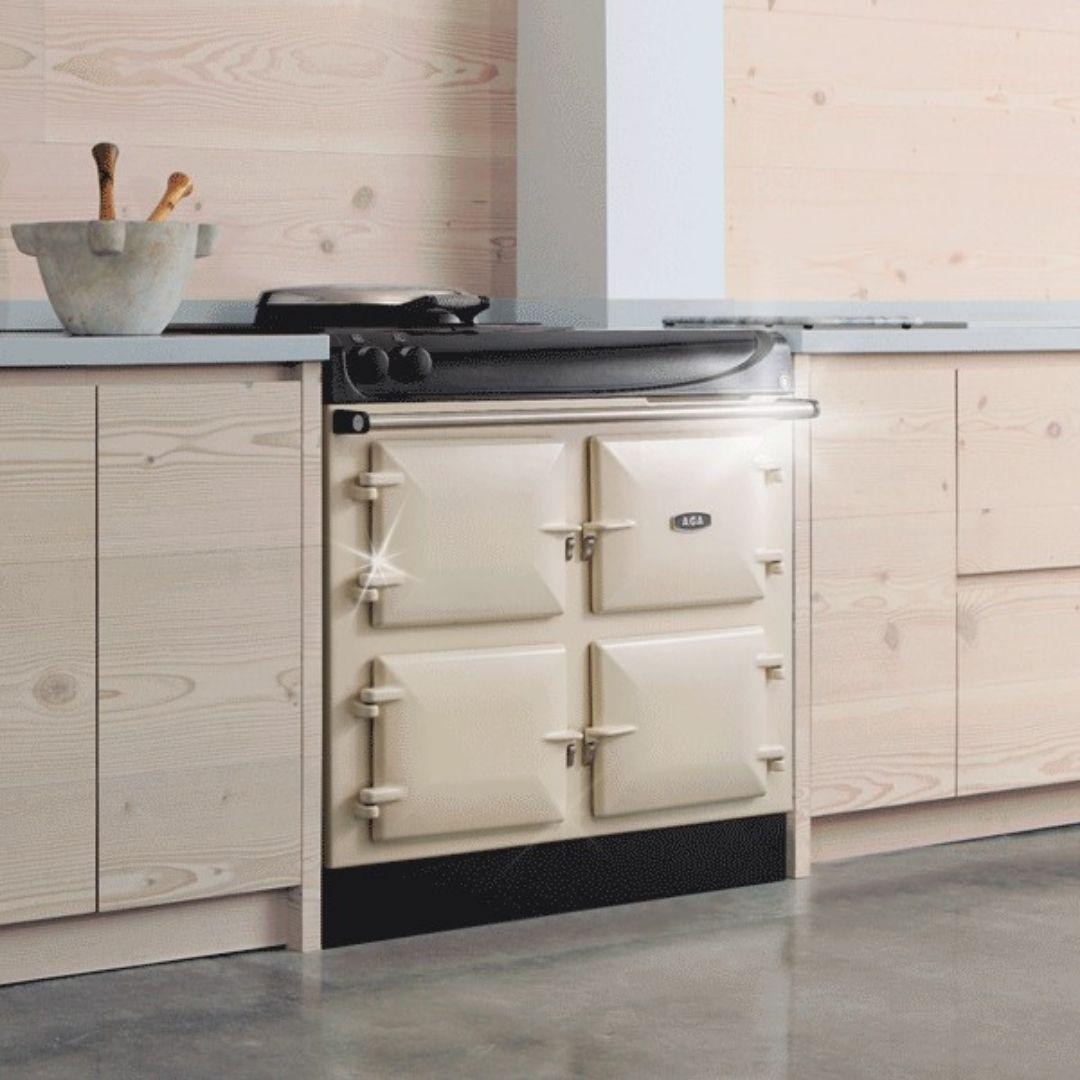 Top Tips for AGA Spring Cleaning