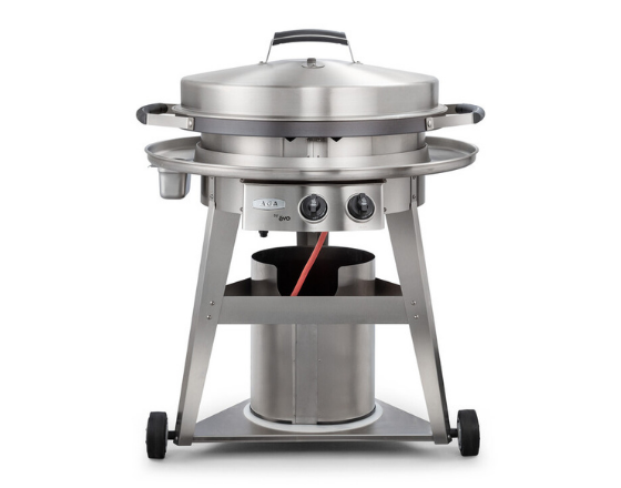 AGA Professional Series Wheeled Cooktop