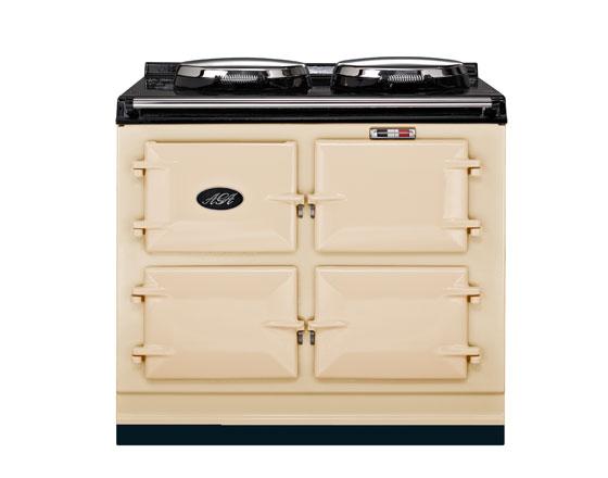 AGA R5 3 Oven Gas in Cream