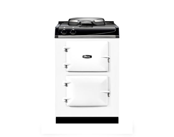 AGA 60 Traditional Gas Hob in White