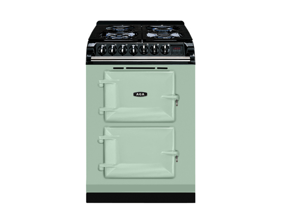 AGA S Series Four Two dual fuel