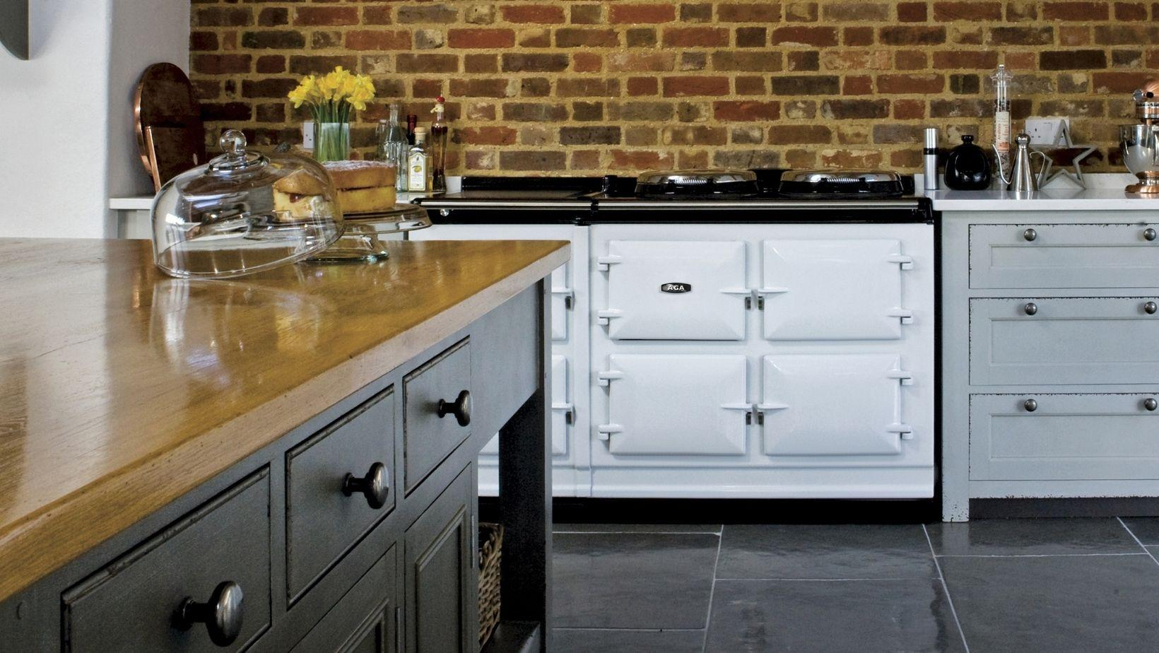 AGA eR7 150-5 oven in White