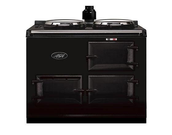 AGA 2 oven gas conventional flue
