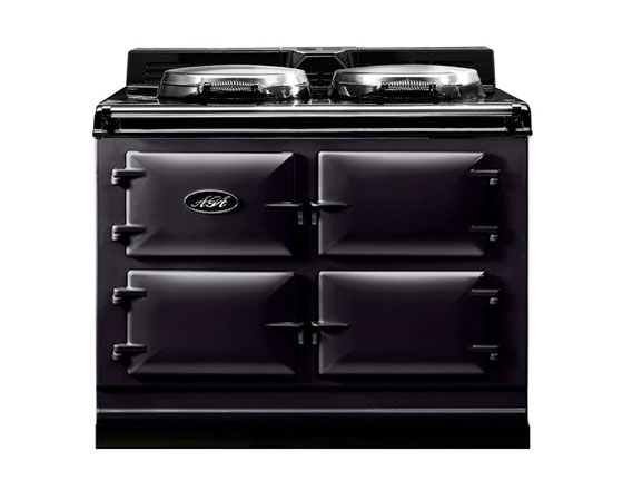 AGA 3 oven gas power flue