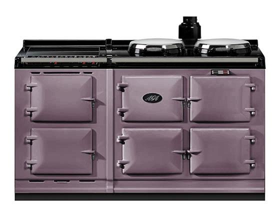 AGA 3 oven gas conventional flue + module