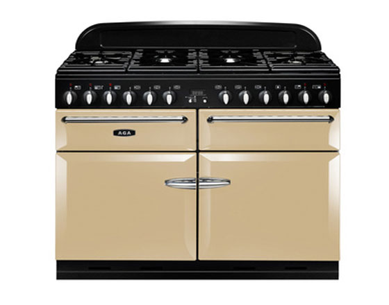 AGA Masterchef XL 1100 dual fuel