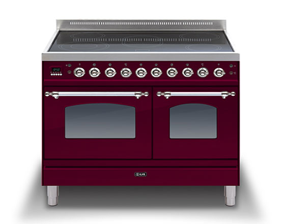 ILVE Milano 1000 twin induction