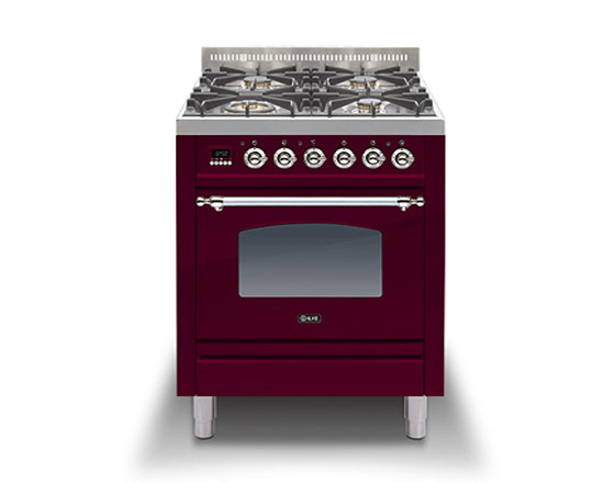 ILVE Milano 700 single dual fuel