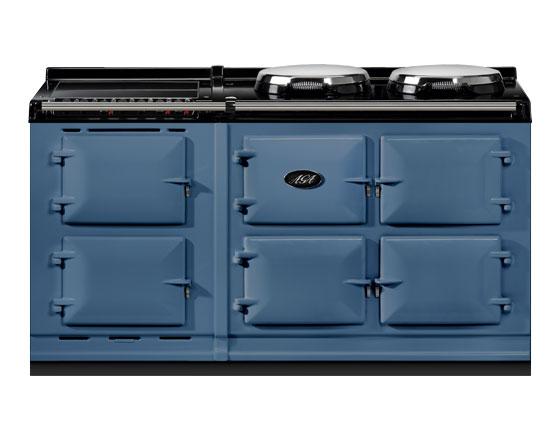 AGA 3 oven Dual Control gas + module