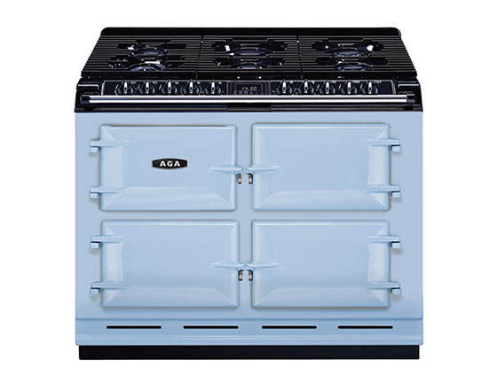 AGA S Series Six Four dual fuel